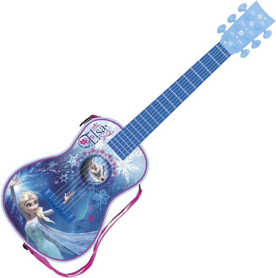 Frozen - Guitarra electrónica (Claudio Reig 5392): Amazon.es ...