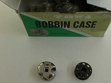 Towa - 1 Cápsula + Bobina para máquina de Coser Industrial Juki ...