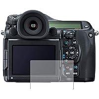 Vaxson 3 sztuki folii ochronnej, kompatybilna z RICOH PENTAX cyfrowymi lustrzankami SLR camera 645Z, folia ochronna na…