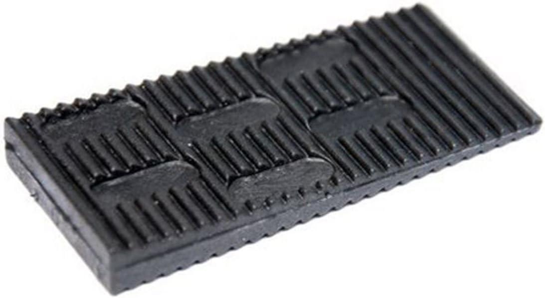 K3-150 x 45 x 20 Black Plastic Interlocking Wedges 20 PCS