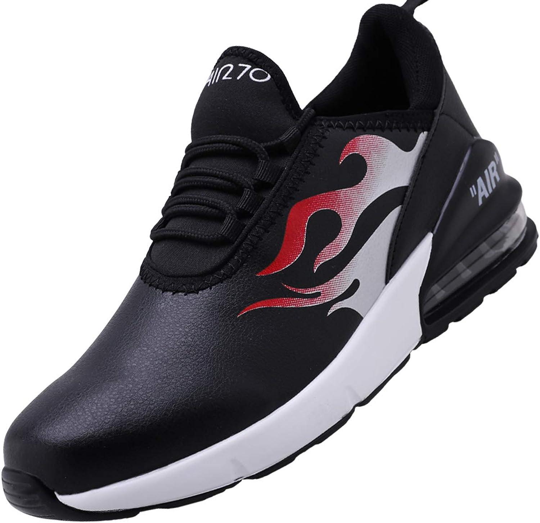 SINOES Zapatillas Hombres Mujer Deporte Running Zapatos para Correr Gimnasio Sneakers Deportivas Padel Transpirables Casual
