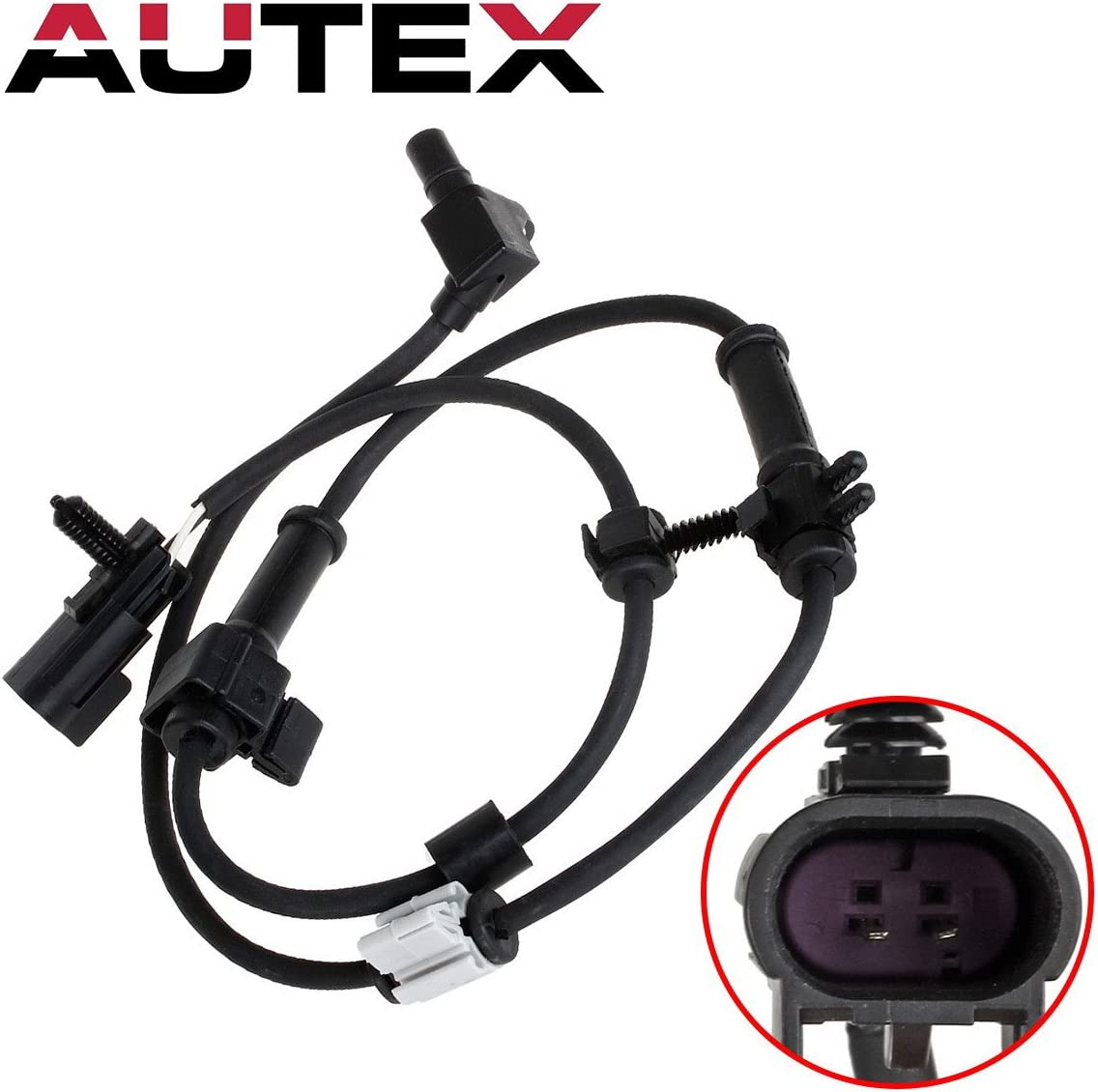 Front ABS Wheel Speed Sensor 5S7978 For 02-06 Chevrolet Trailblazer EXT 4.2 5.3L