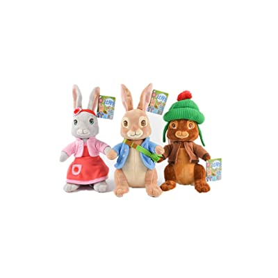 "Love Children's Kids Lovely Cute Rabbit Plush Toy 12""/30cm-Peter+Lily+Benjamin: Toys & Games"