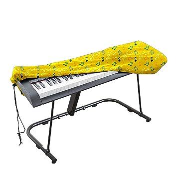 Funda universal para teclado electrónico de piano 61/88 con ...
