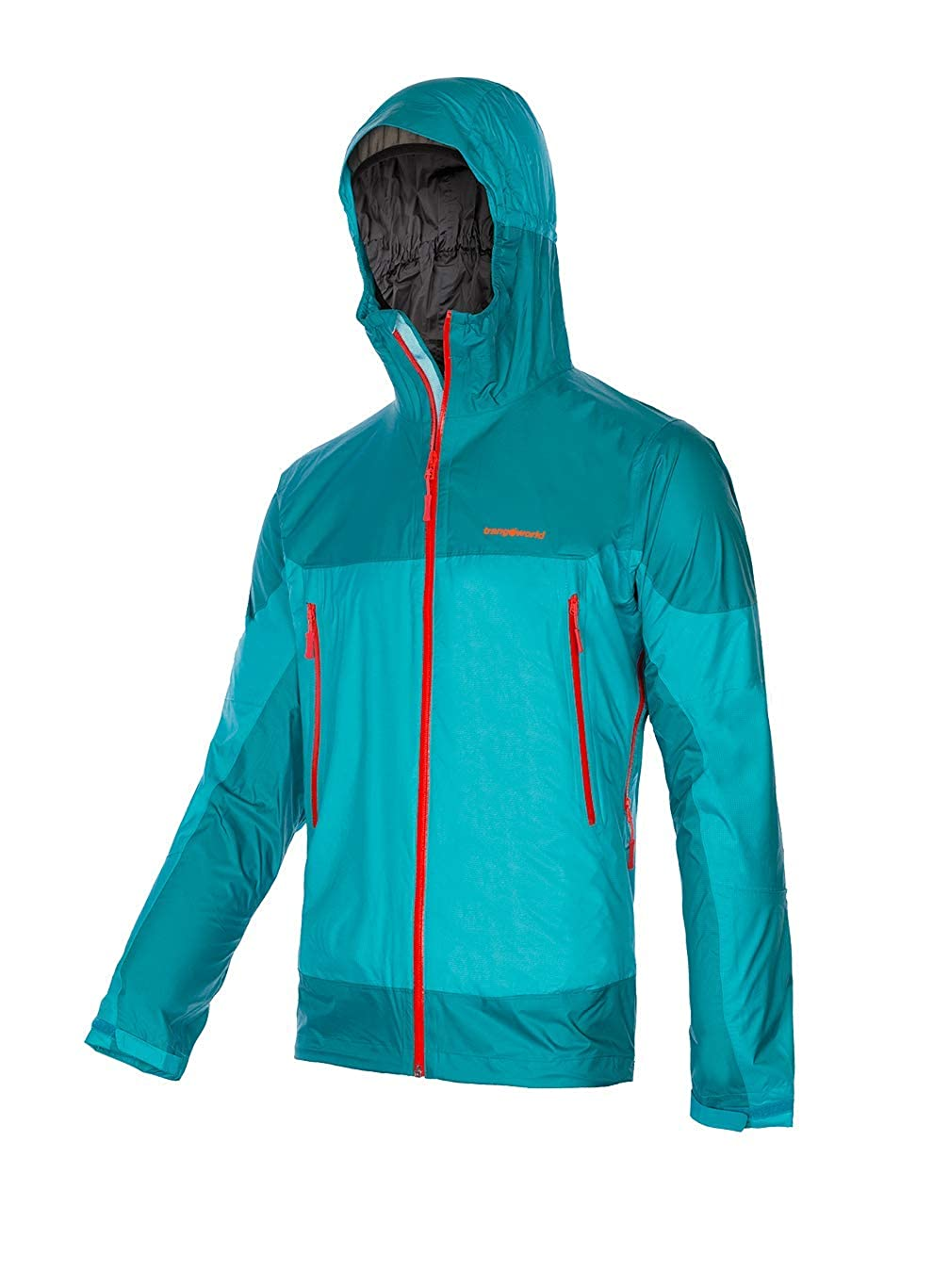 Lake bluee + bluee L Trangoworld Men's Rilton Tf Jacket