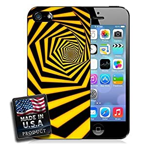 Trippy Spiral iPhone 4/4s Hard Case by lolosakes