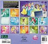 (12x12) Disney Princess 16-Month 2013 Wall Calendar