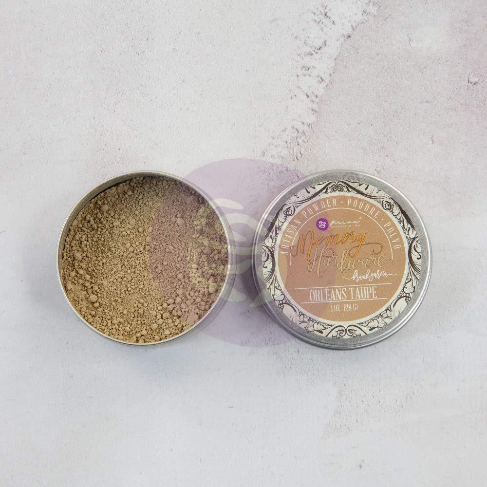 Prima Marketing Memory Hardware Artisan Powder 1oz-orleans Taupe