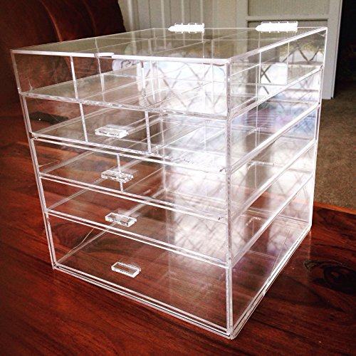 cq-acrylic-kardashian-large-beauty-cube-5-tier-drawers-acrylic-cosmetic-organizer-handmade-multi-fun