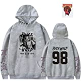Sweatshirts for Music Fans ForUBeauty 999 Juice Wrld Hoodies Unisex Fashion Pullovers