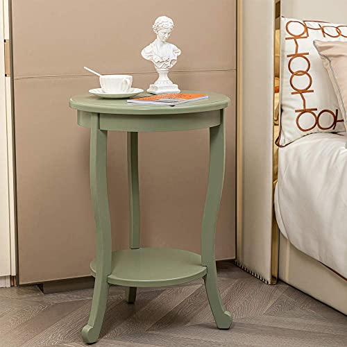 HAWOO Small Accent Table