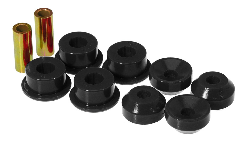 Prothane 8-901-BL Black Front Shock Bushing Kit by Prothane