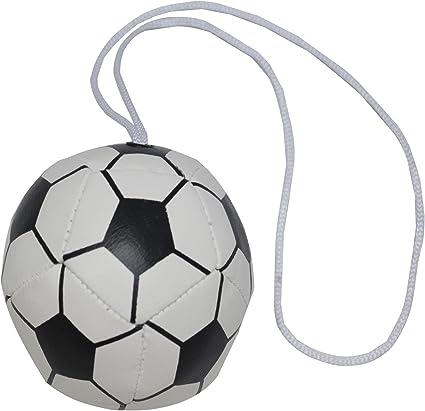 MaxEquip Espejo retrovisor para coche, diseño de balón de fútbol ...