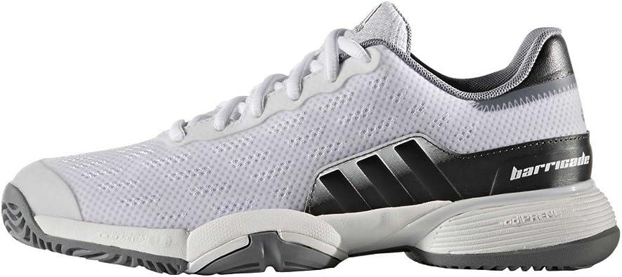 adidas Barricade 2016 Xj, Zapatillas de Tenis Unisex niños: Amazon.es: Zapatos y complementos
