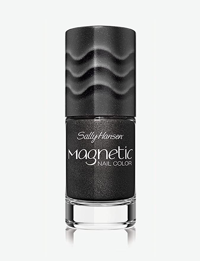 SALLY HANSEN MAGNETIC NAIL POLISH - ionic indigo: Amazon.co.uk: Beauty