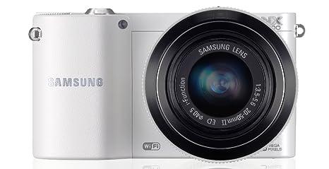 Samsung NX 1000 + 20-50mm - Cámara digital (Auto, Nublado, Modos ...