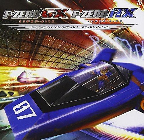 F-Zero GX/AX Original Soundtracks by Various Artists (2007-01-01)
