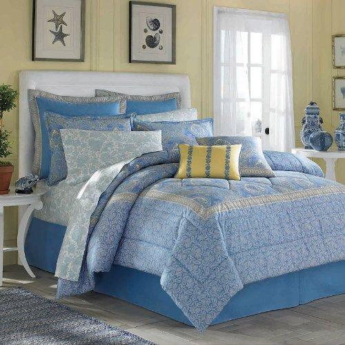 Queen Comforter Set Laura Ashley Prescot