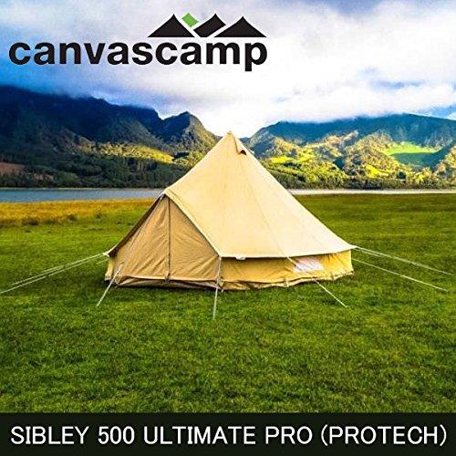 キャンバスキャンプ SIBLEY 500 ULTIMATE PRO