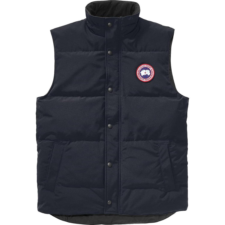 カナダグース メンズ ベスト Garson Down Vest [並行輸入品] B07BVSWT28 M