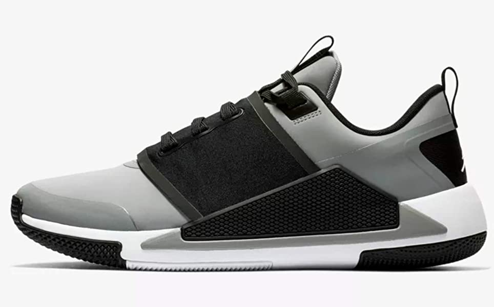 330cf85aaa Amazon.com | Jordan Men's Delta Speed TR Training Shoes (11, Grey/White) |  Shoes
