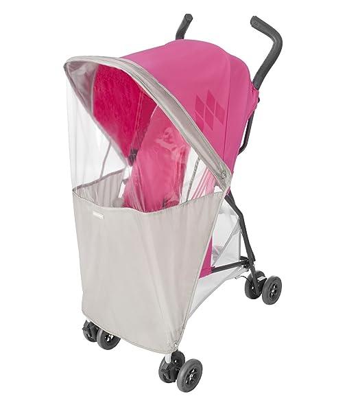 Amazon.com: Maclaren Mark II Carriola, Rosa carmín: Baby