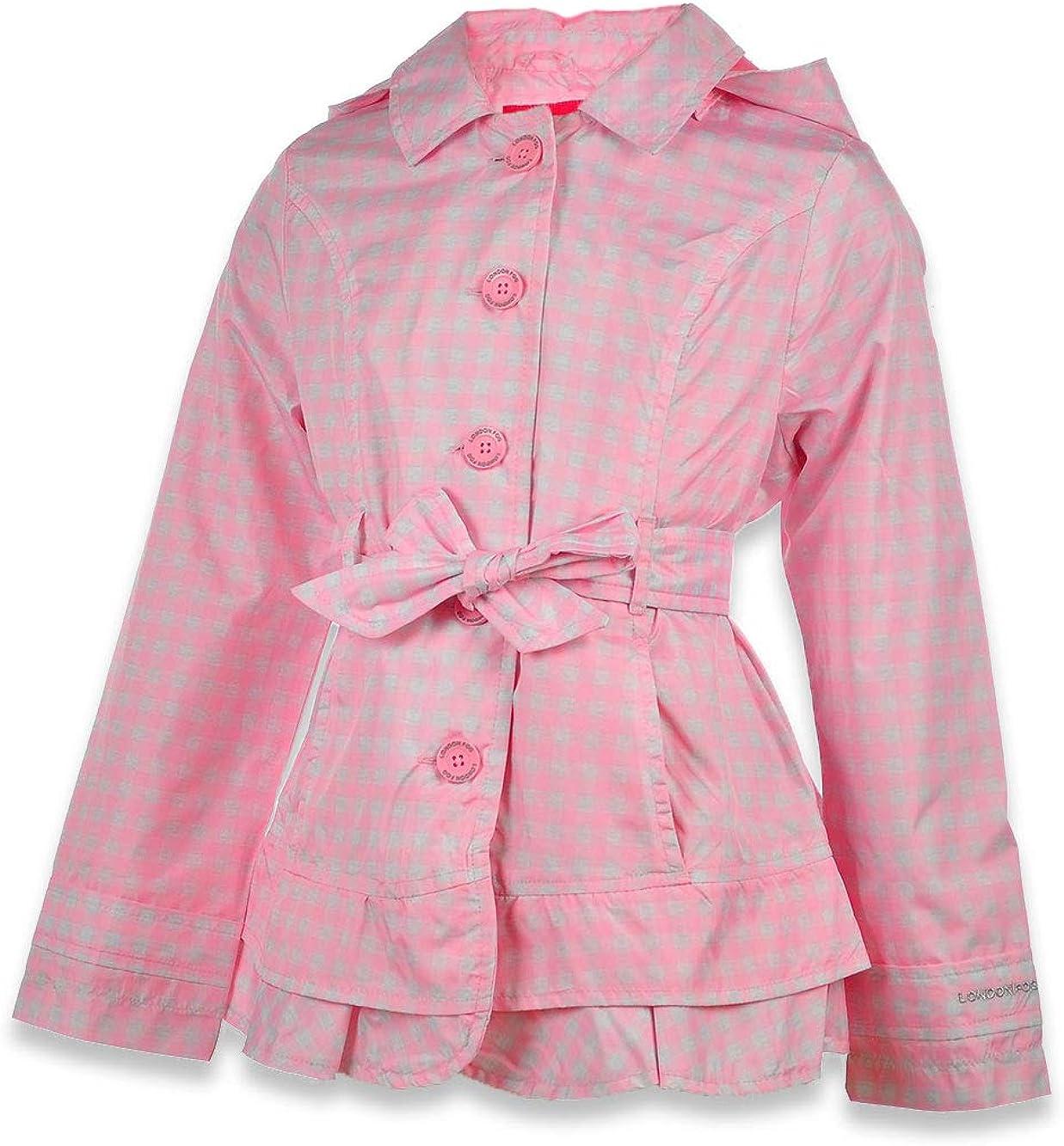 London Fog Little Girls Systems Coat