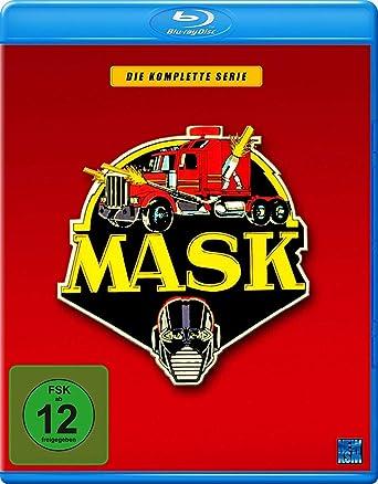 M.A.S.K. - Die komplette Serie [Blu-ray]