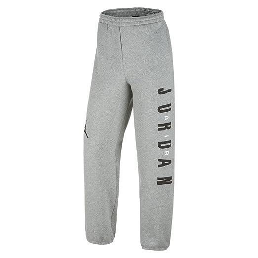 3dfc4856825f Amazon.com  Jordan Little Boys Nike Air Fleece Sweat Pants  Sports ...