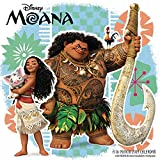 Book cover from Moana Wall Calendar (2019) by Day Dream