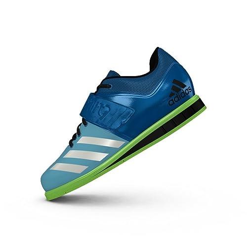 adidas Chaussures d'haltérophilie Powerlift 3 Ss18 Bleu