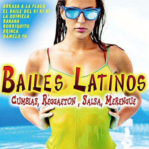 Recopilación Bailes Latinos, Cumbias, Reggaeton , Salsa, Merengue para Fiestas. Top Hits