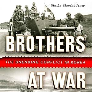 Brothers at War Audiobook