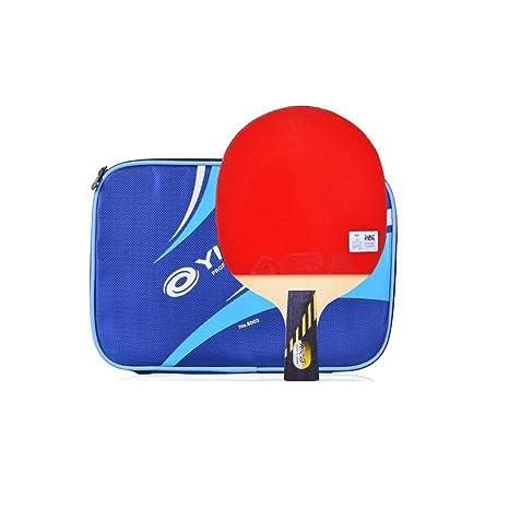 CHUJIAN Raqueta de Tenis de Mesa, Tiro Individual, Grado ...