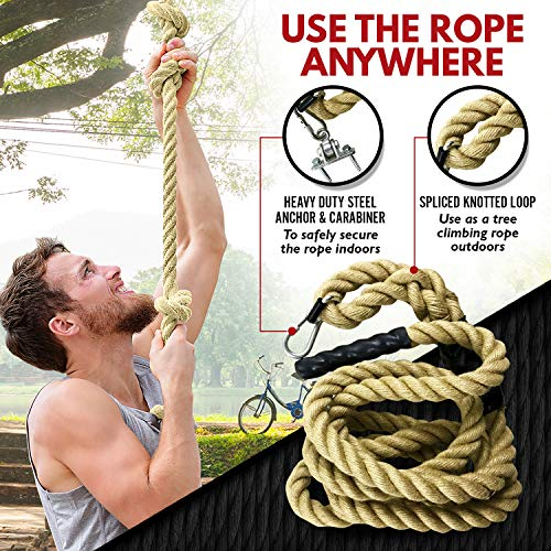 Buy gym climbing rope