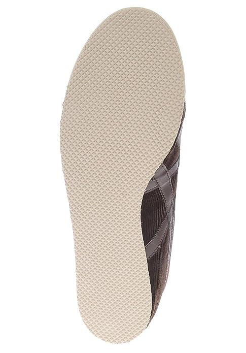 5ba20e55ee0be0 Onitsuka Tiger Mexico 66 Sneaker Coffee Bean/Cof: Amazon.co.uk: Shoes & Bags