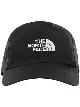 c33573c1212ec The North Face Horizon Casquette Mixte Enfant, Noir Black/TNF White, Medium