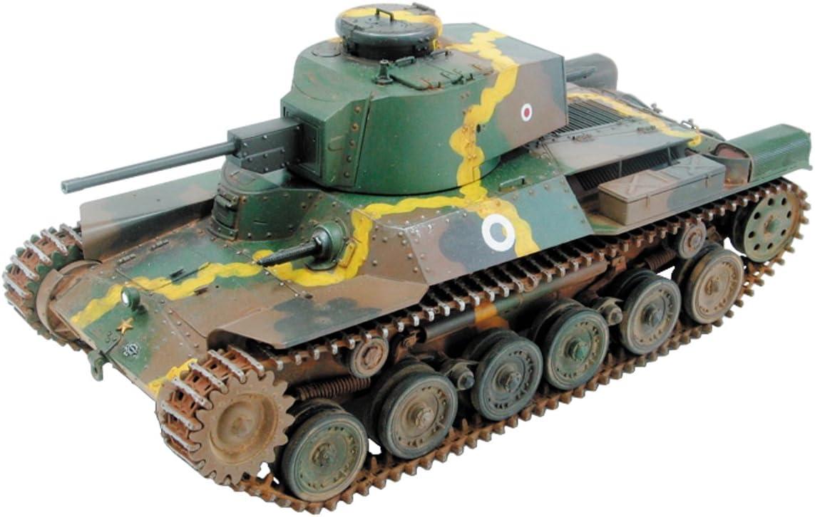 Fine Molds 1//35 IJA Medium Tank Type 97 Shinhoto Chi-Ha Early Hull Toy