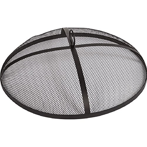 Black Mesh Cover With Handle