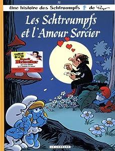 """Afficher """"Les Schtroumpfs n° 32 Les Schtroumpfs et l'amour sorcier"""""""