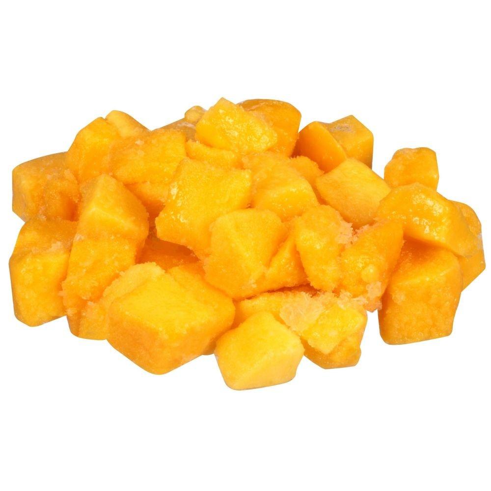 Dole Individual Quick Frozen Chunk Mango, 5 Pound - 2 per case. by Dole (Image #2)
