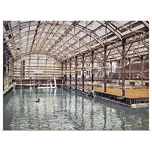 (GREATBIGCANVAS Poster Print Entitled Sutro Baths San Francisco California Vintage Photograph by The Henry Ford 16