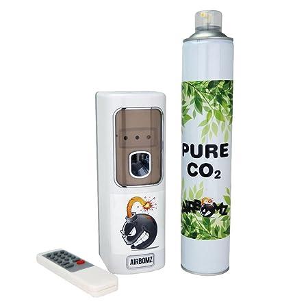 Co2 Bag SMART Hydroponics Grow Yield C02 ORGANIC Herb Tent Greenhouse GB