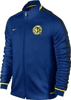 0b6ff5cc0 Amazon.com  Nike Mens 2016 Club America Training Jacket Lemon ...