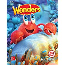 Wonders Reading/Writing Workshop Start Smart Big Book, Grade K