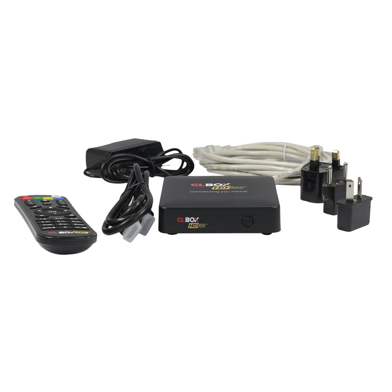 GLBOX HD500 4K UHD IPTV Box Dual WLAN Unlimited: Amazon de