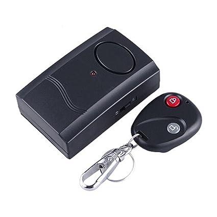 Gosear 2 juegos Motos Moto Scooter seguridad antirrobo alarma accesorios w/Remote
