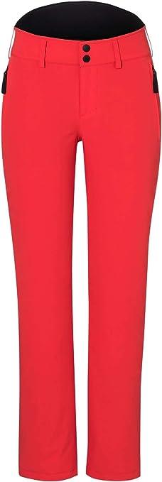 Bogner Fire Ice Feli Pantalones De Esqui Para Mujer Talla 34 Color Rojo Color Rojo Tamano 42 Amazon Es Deportes Y Aire Libre
