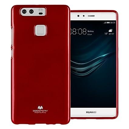 Amazon.com: Mercurio marlang marlang funda Huawei P9 ...