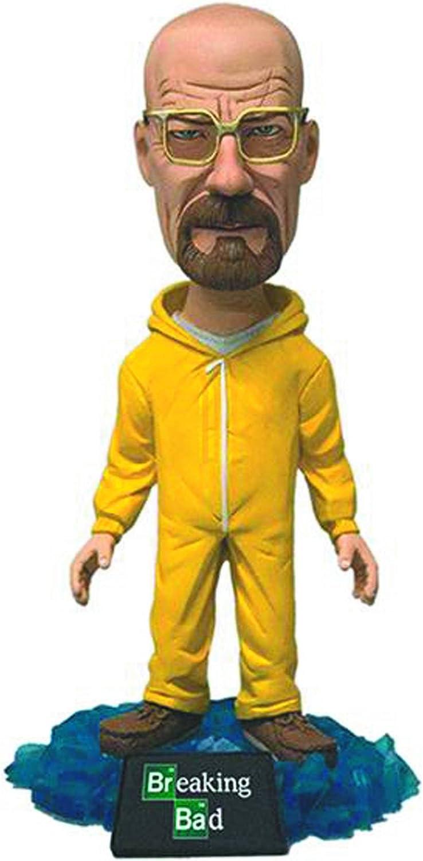 Mezco Toyz Breaking Bad Bobblehead Walter 6 Action Figure